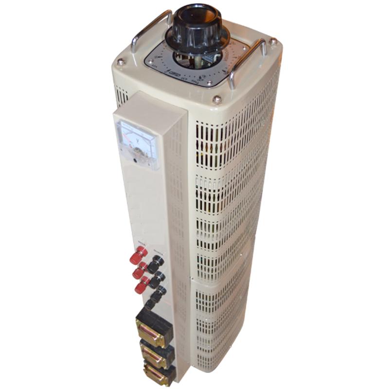 Трехфазный автотрансформатор (ЛАТР) ЭНЕРГИЯ TSGC2-20 (20 кВА)Трансформаторы (ЛАТРы)<br>Тип напряжения:Трехфазный; <br>Мощность (кВА):20;<br>Гарантия: 12 месяцев; Габаритные размеры (мм): 730х320х350; Вес (кг): 79.5;