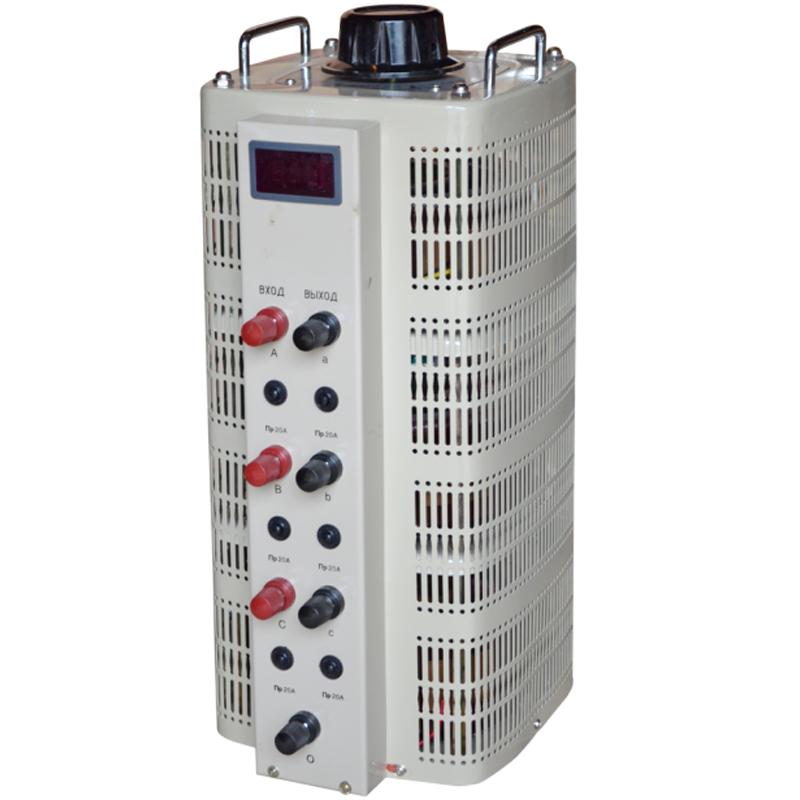 Купить Регулируемый трехфазный автотрансформатор (ЛАТР) ЭНЕРГИЯ TSGC2-15k (15 кВА), Энергия