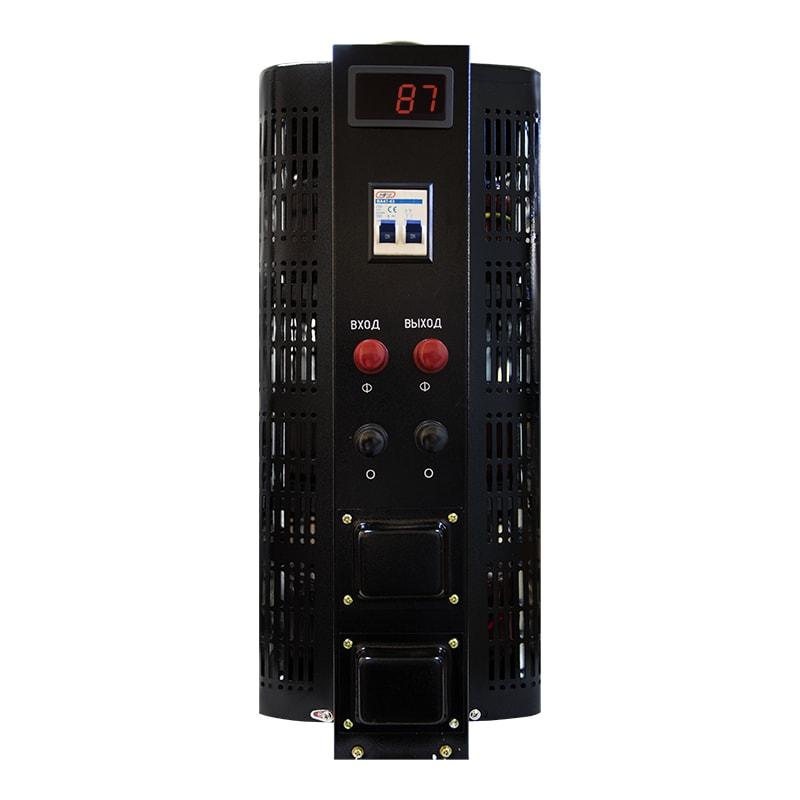 Купить Автотрансформатор (ЛАТР) ЭНЕРГИЯ Black Series TDGC2-15кВА 45А (0-300V) однофазный, Энергия